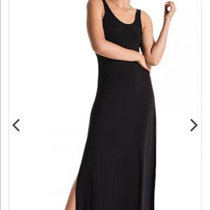 Z supply black maxi dress
